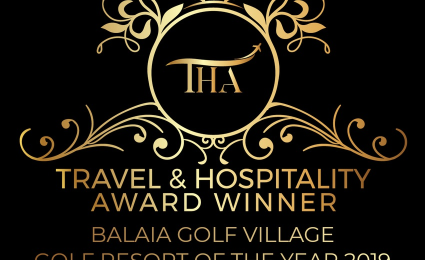 TRAVEL & HOSPITALITY AWARD WINNER Hotel Balaia Golf Village Resort & Golf Albufeira