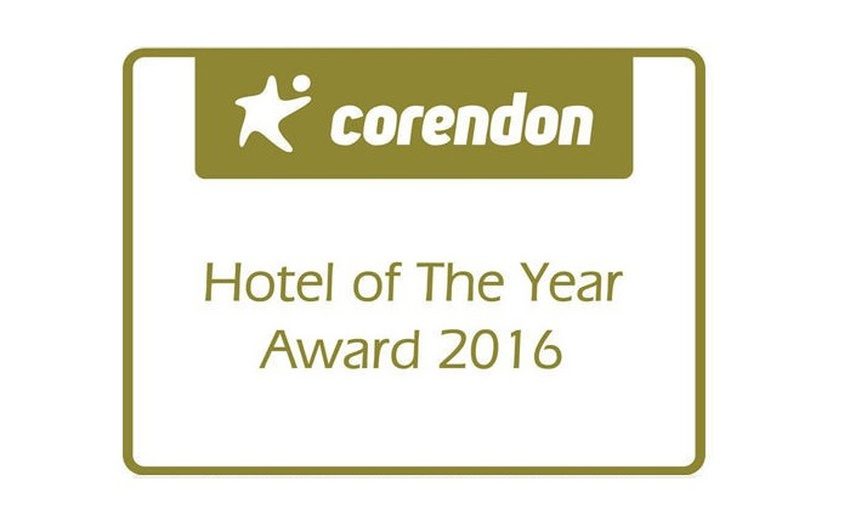 PREMIO CORENDON HOTEL OF THE YEAR 2016 Hotel Balaia Golf Village Resort & Golf Albufeira