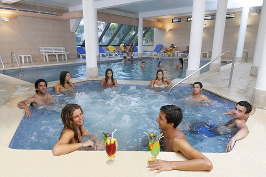 ¡Utilización gratuita del Health Club! Hotel Balaia Golf Village Resort & Golf Albufeira