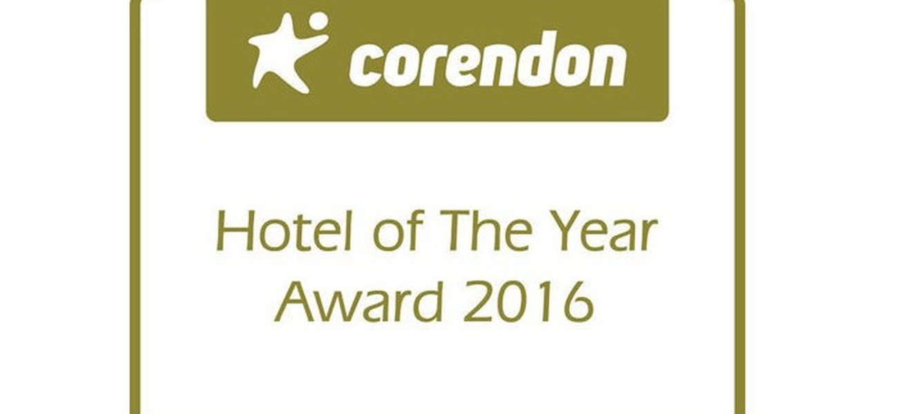 PREMIO CORENDON HOTEL OF THE YEAR 2016 Hotel Balaia Golf Village Albufeira